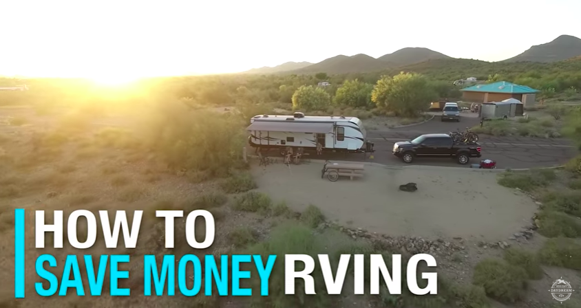 10 RVing Saving Money Tips 2