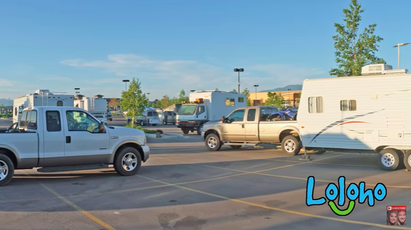 FREE Overnight RV Parking at WALMART Cabelas and More 2