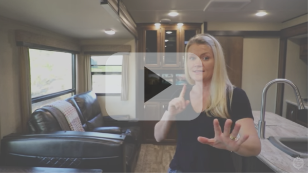 How to ORGANIZE and MAXIMIZE the Space in your RV Setup Best Kitchen Arrangement and Advice Play me