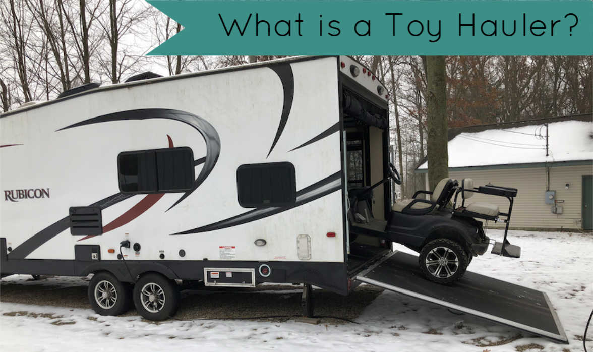 What is a Toy Hauler?
