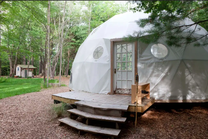 11 Yurts that will have you Glamping in no time 11