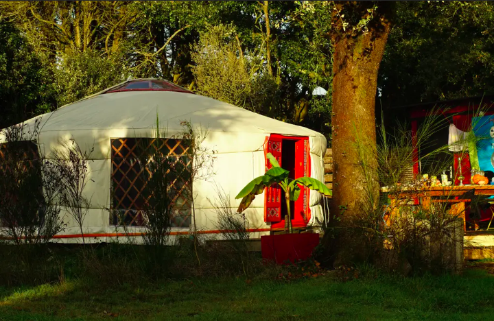 11 Yurts that will have you Glamping in no time 21