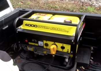 Portable Duel Fuel Generators for powering an RV or travel trailer ft