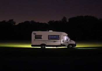 RV LED Lighting Exterior and Underbody Kits ft
