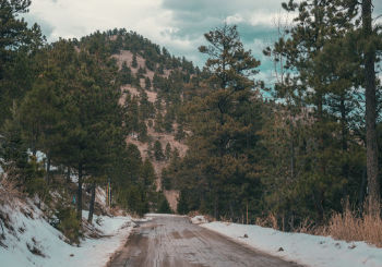 mountain road for heated water hose rv article ft