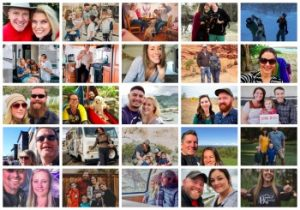 77 Full Time RV Living Families to Follow in Instagram