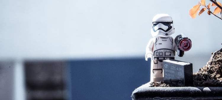 RV battery theft protection stormtrooper