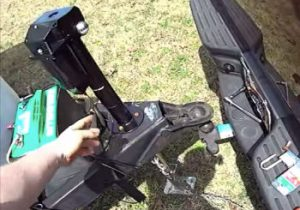 Travel Trailer Electric Tongue Jack Installation ft