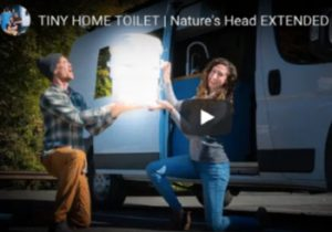 Natures head composting toilet extended review ft